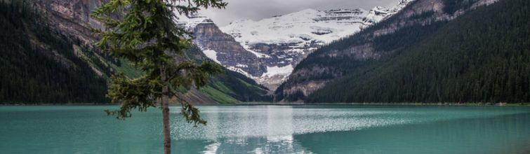 Photos from our day beyond Banff in the Alberta Rockies